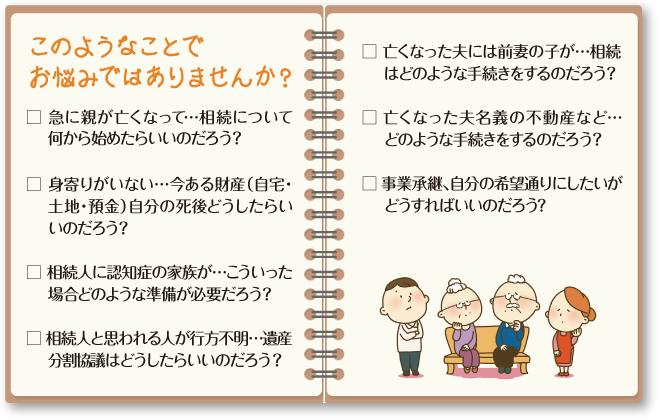 リングノート_悩み